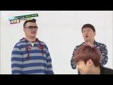 [RUS SUB: SHOW][07.05.14] 100% & BESTie @ Weekly Idol