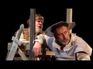 Don Kichot i mil'nije puziri Drama 3