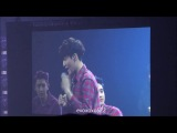 "[FANCAM] 140413 EXO Ment & Game #3 @ Greeting Party in Japan ""Hello!"" Day3 (Show2)"