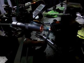ИК лазер на 5 ВТ