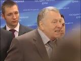 «НА» или «В» Украине. Правила русского языка за 19 секунд от Жириновского