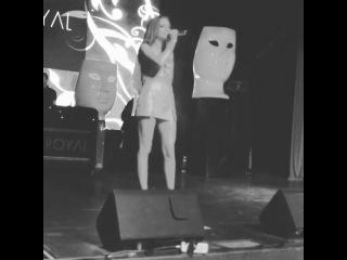 Alexandra Stan in Maxx Royal -TFL (Acoustic) 2 часть