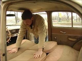 Автомобиль Москвич 407. Видео тест-драйв