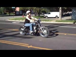 Honda, Yamaha, Suzuki, Kawasaki, Harley Bobber Kit Ride