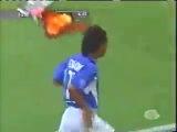 гол Роналдиньо в ворота Англии на ЧМ-2002 Ronaldinho worldcup goal against England