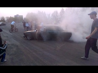 Сходка БПАН Кемерово - 04 мая 2014 (Ваз 2107)