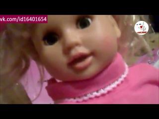 Говорящая кукла (сосать будешь?)