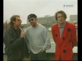 Вадим Хавезон и Владимир Воленко в Утренней почте октябрь 1995 года