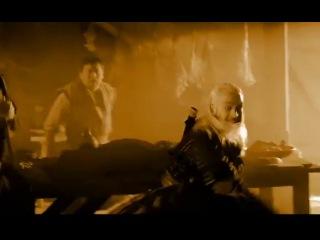 КУКРЫНИКСЫ- 'Черный Ворон' - клип по сериалу 'Ведьмак'