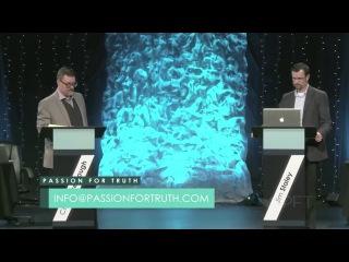 Момент, когда Джим Стэйли выиграл дебаты о Шаббате! — Служение «Страсть к Истине»