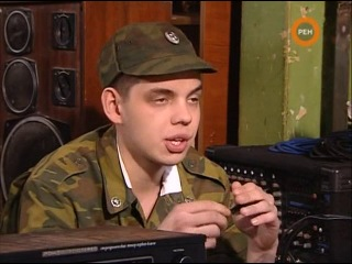 Солдаты 15: Новый призыв (13-я серия) (2008) (комедия, военный)