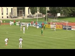 Augsburg 3-1 Trabzonspor Maçı Golleri 4.Ağustos.2014