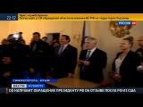 Украина Хроника развития событий в Крыму 1 марта Перестрелка в Симферополе