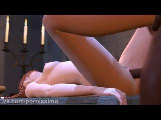 порно аниме 3д вк