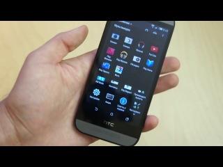 Видео обзор HTC One mini 2