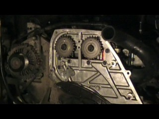 Меняем цепи на дизельном двигателе D4CB (KIA Sorento/Hyundai H1)