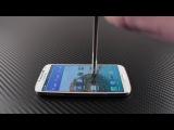 Защита экрана телефона из закаленного стекла Samsung Galaxy S4