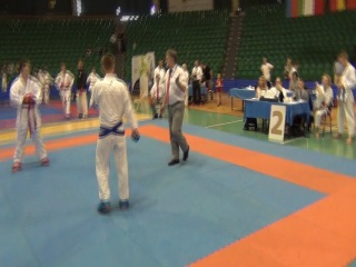 Чемпионат Европы по карате FSKA Познань, Польша(2)