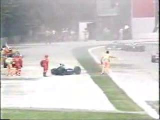 Imola 1994 f1 la fine di un campione