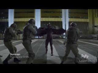 Доминион / Dominion (1 сезон) Трейлер (LostFilm.TV) [HD 720]