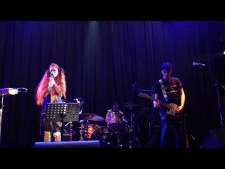 Линда - Прямо в рай (LIVE 22/02/2014, Москва, клуб Б2, саундчек)
