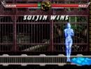 Mortal Kombat Special Edition Suijin vs Kold