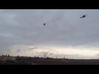 Ура! снято с крыши пансионата Песчаное над Бельбеком. Севастополь.