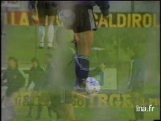 Диего Марадона 1990 (перед матчем Аргентина - СССР)