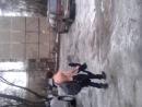 Голый Давид по улице идёт