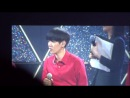 [FANCAM] 140411 EXO: D.O (talk) @ Greeting Party in Japan 'Hello'