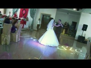 Первый танец. Видеостудия Алексея Шмайлова. 89189875056. г. Новороссийск Свадьба-Юг