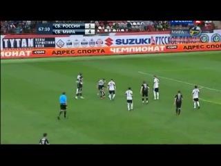 Самый красивый смешной гол в истории мирового футбола - [[165076432]]