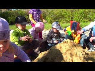 Один день в детском саду ( младшая группа )