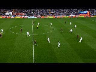 Кубок Испании 2013-2014 / Финал / Барселона - Реал Мадрид / 2 тайм