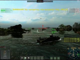 Gunfleet. Свежая запись игрового процесса, 30.04.14