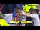 Евертън Манчестър Сити 2 3