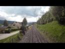 Fuhrerstandsmitfahrt Rudolfsbahn St. Veit an der Glan - Villach - Tarvis uber Ossiachersee