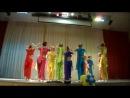 """Наши девочки просто индийские принцессы! Смотрите и восхищайтесь.) """"Спектр"""", танец """"Цветы жизни"""""""