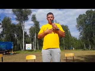 Русский парень говорит на чистом бурятском