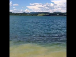 Природа Болгарии - очень красиво озеро