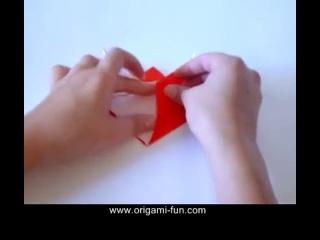 Лошадь-оригами за 10 мин.