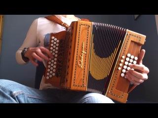 Cercle circassien - gwendal - accordéon diatonique