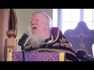 Проповедь на неделю 3-ю Великого поста, Крестопоклонную (23 марта 2014 года)