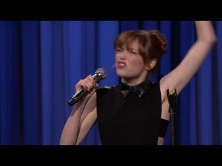 Emma Stone - All I Do Is Win (Lip Sync)