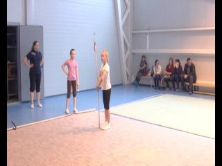 10-летняя сургутянка Ульяна Тиунова стала абсолютной чемпионкой России по ушу