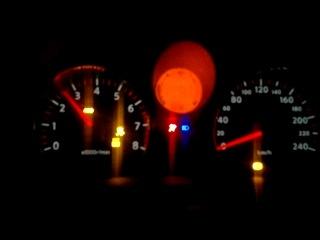 Nissan X-trail прогрев движка,максимальные обороты