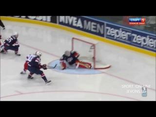 РОССИЯ  6 - 1  США  /  ЧМ по хокккею 2014