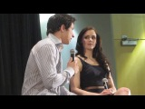 Tessa and Scott Women's Lifestyle Convention March 22, 2014. (20)