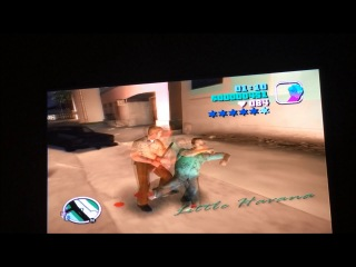 Grand theft auto IV and Vice City