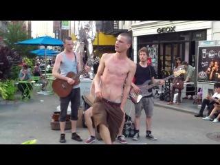 Шикарный уличный блюз Brothers Moving - Minnie the Moocher
